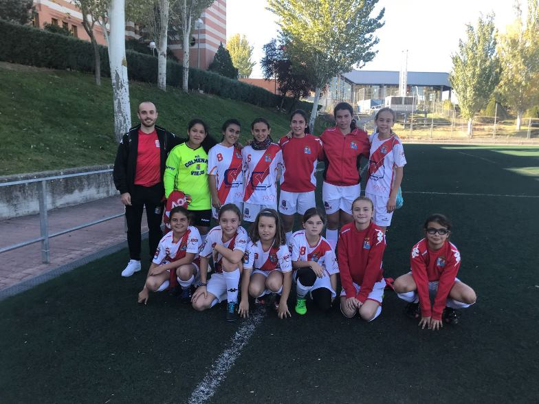 Fotos del Femenino Infantil A temporada 2017-2018