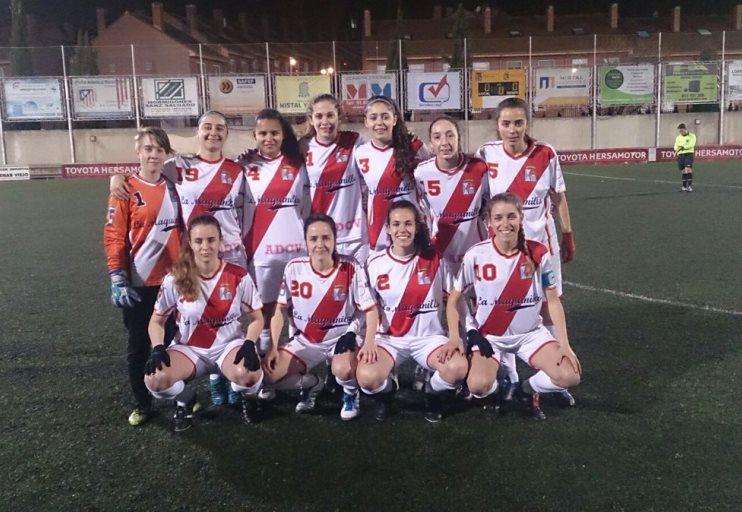 Fotos del Femenino temporada 2017-2018