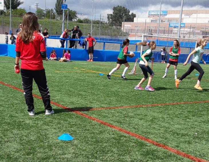 Resultados del II Torneo ADCV de Fútbol 3 x 3 femenino