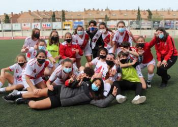 Futbol total del Femenino Juvenil del Colmenar