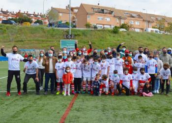 El Alevin A del Colmenar vuelve a la Primera División Autonómica