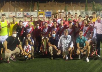 El RCD Carabanchel campeón de la 50 edición del Trofeo Virgen de los Remedios