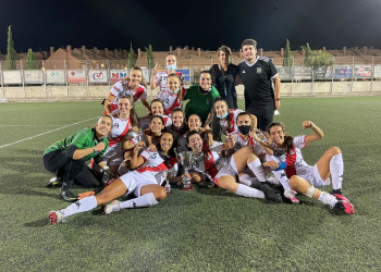 Torrejón y Colmenar, ganadores del Requena y Virgen de los Remedios Femenino