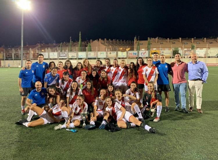 El Femenino del Colmenar, campeon del III Trofeo Virgen de los Remedios 2019