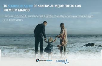 PremiumMadrid Sanitas A.D. Colmenar Viejo
