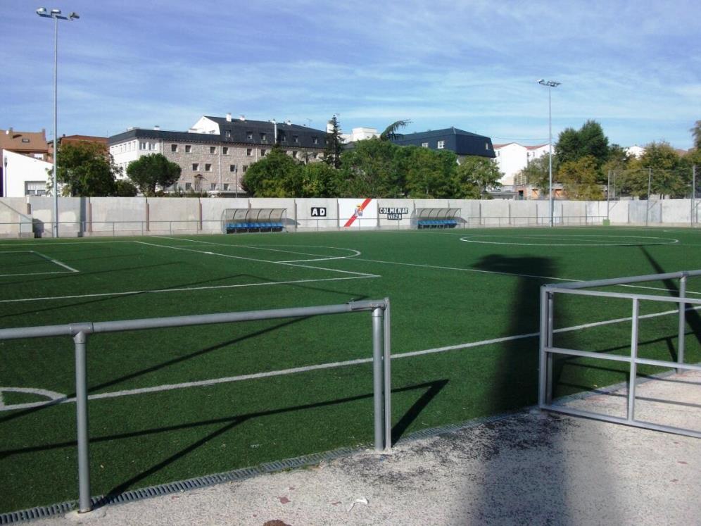 Instalaciones Alberto Ruiz Agrupación Deportiva Colmenar Viejo (ADCV)