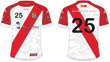 Pulsa para obtener la camiseta oficial de la ADCV